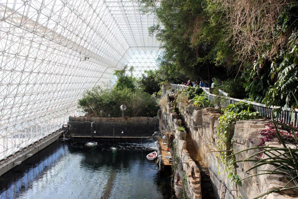 Biosphere 2 ocean.