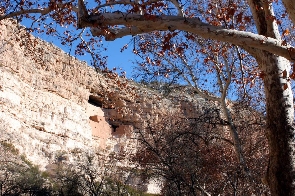 Montezuma Castle by kamuidestiny