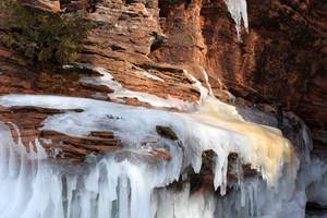 Ice Shelf by kamuidestiny