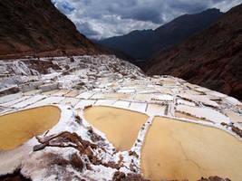 Peruvian Salt by kamuidestiny