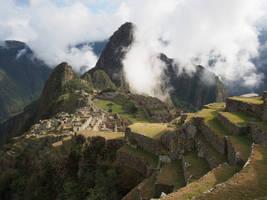Machu Picchu 2 by kamuidestiny
