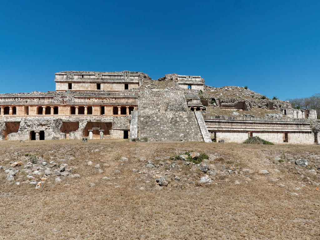 Sayil palace.