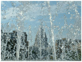 Water Fireworks by kamuidestiny
