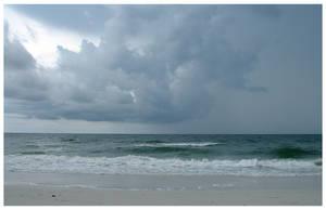 Blue Sky, Blue Sea by kamuidestiny