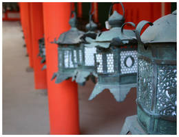 Hallow Lanterns by kamuidestiny