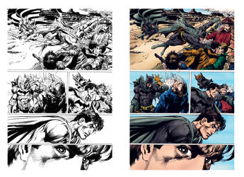 Batman Odyssey 3 by Liamoc8