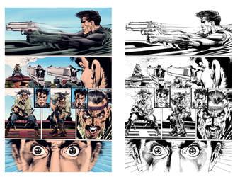 Batman Odyssey 4 by Liamoc8