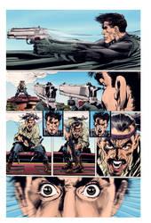 Batman Odyssey col 4 by Liamoc8