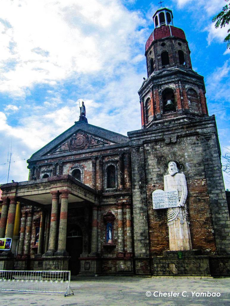 San Agustin Church, Baliuag, Bulacan by lacrowa