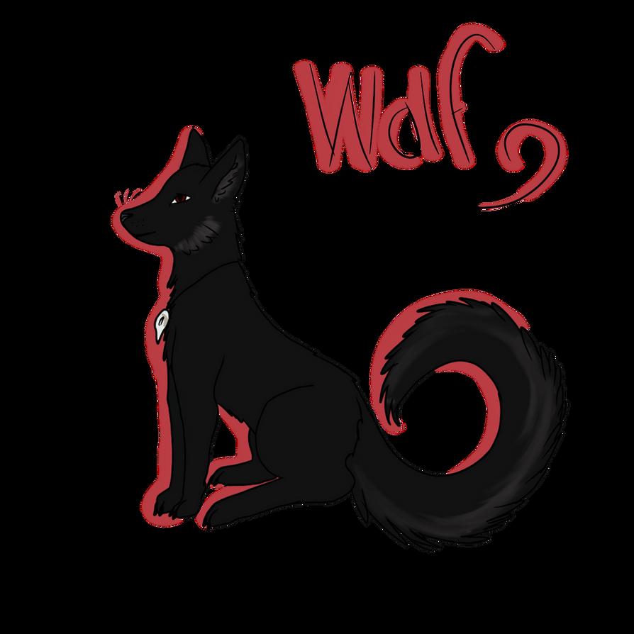 Wolf Sketch by dragongillian