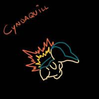 Cyndaquill bl by MusicFireWind