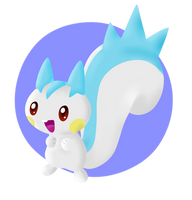 Pachirisu icon GIFT for pipluppachirisu by MusicFireWind