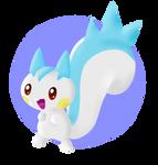 Pachirisu icon GIFT for pipluppachirisu