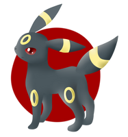 Umbreon icon for housin123 by MusicFireWind