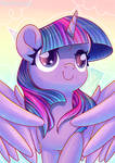 The Sparkle by MusicFireWind