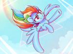 Rainbow by MusicFireWind
