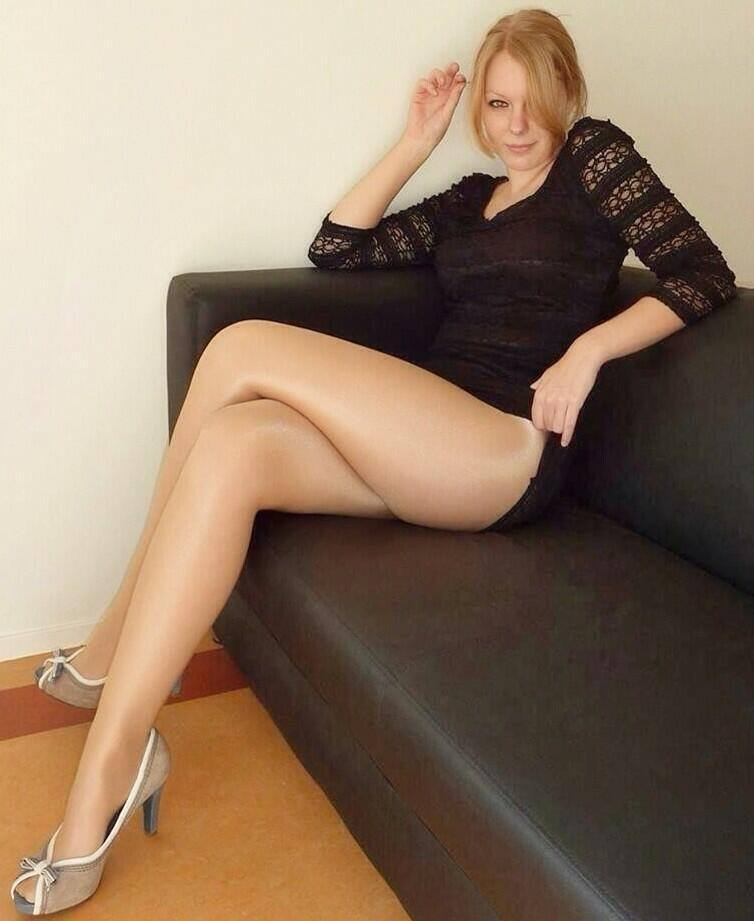 With Pantyhose Be It 97