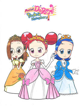 Magical Doremi (Princesses)