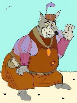 The Sheriff of Nottingham V2 by Dynamoe