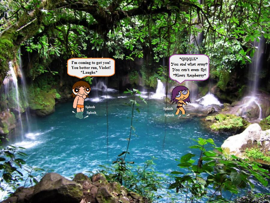 Freshwater Fun by Dynamoe