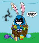 Mumbo's Amazing Easter Fool's Prank by Dynamoe