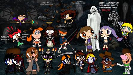 Mandy's Haunted Halloween IV