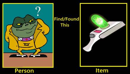 What if Silas Greenback found Rick's Portal Gun