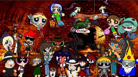Mandy's Haunted Halloween V