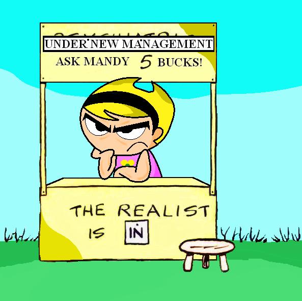Ask Mandy by Dynamoe