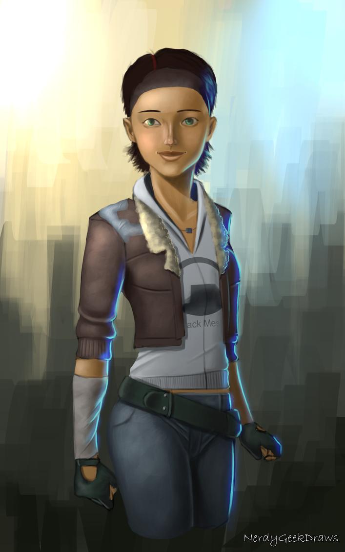 Alix Vance: character biography, character, image 94