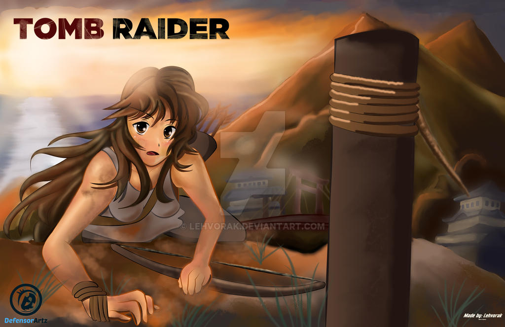 Tomb Raider - The Genesis by Lehvorak