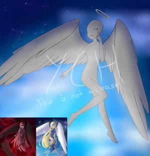 [OPEN] Angel YCH (270 points) by ShadowZamai