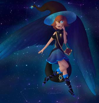 [Finished YCH] Starry Night by ShadowZamai