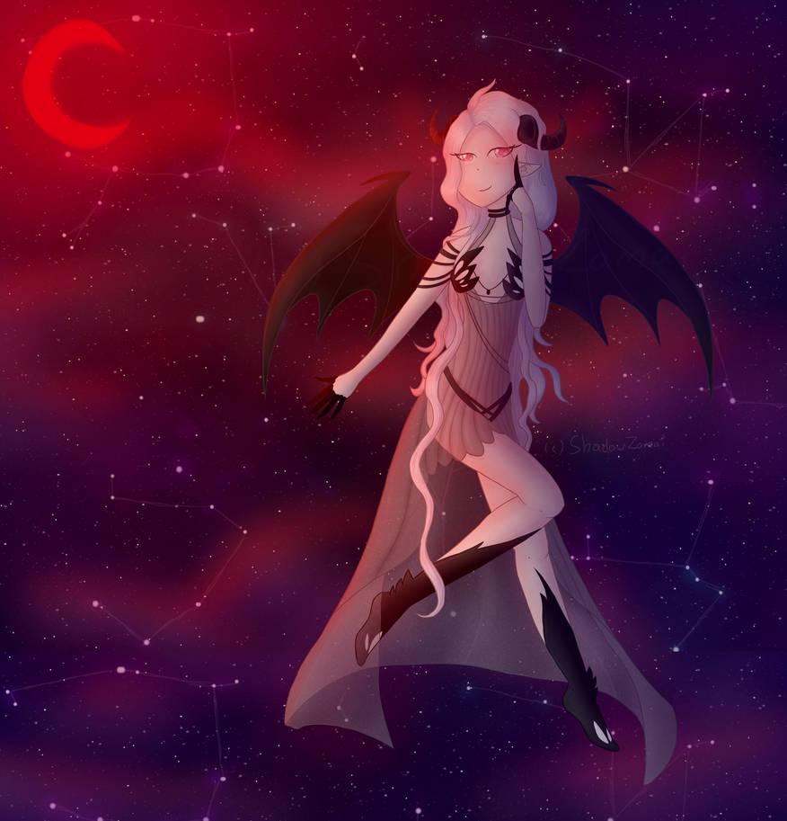 Angel YCH Koori by ShadowZamai