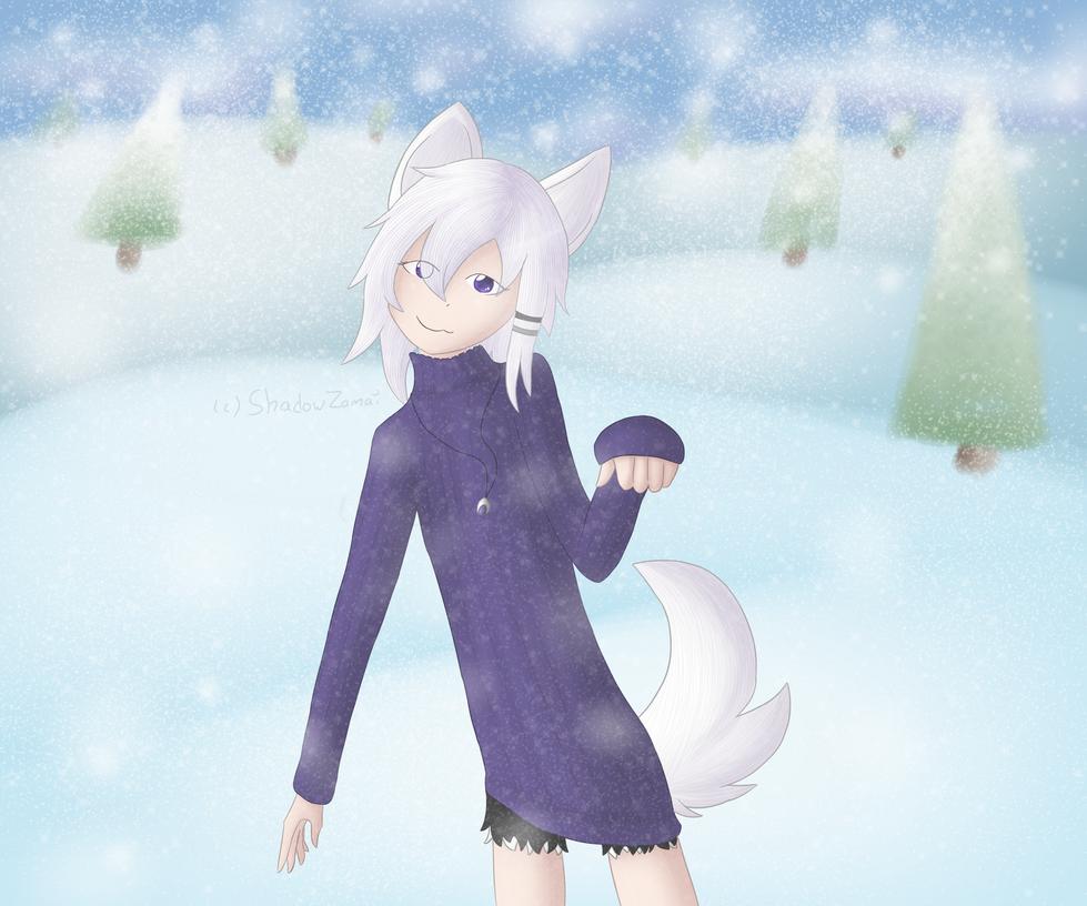 [Raffle Prize] Snowy by ShadowZamai