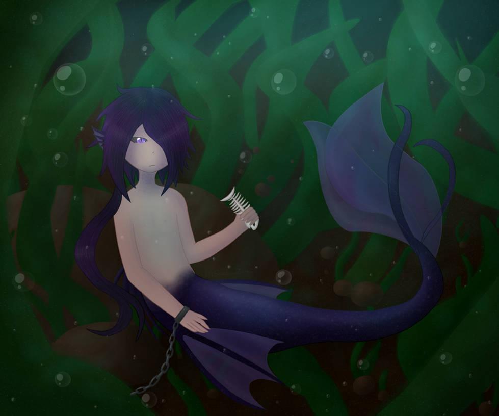 [Artfight] The Urchin by ShadowZamai