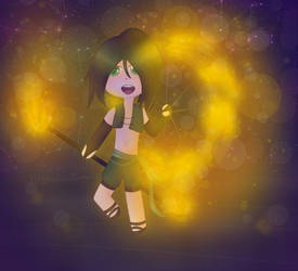 Fire dance by ShadowZamai