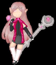 [Gift] Rose magic by ShadowZamai