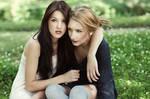 Magda and Marika.