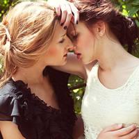 Magda and Marika. by Affchen
