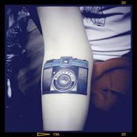 My beautiful tattoo by Affchen
