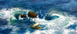 Rough Seas by the0phrastus