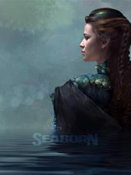 Seaborn Wallpaper iPad