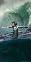 She rules the sea