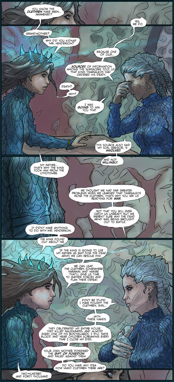 Saltwater Witch 17 Page 4 by the0phrastus