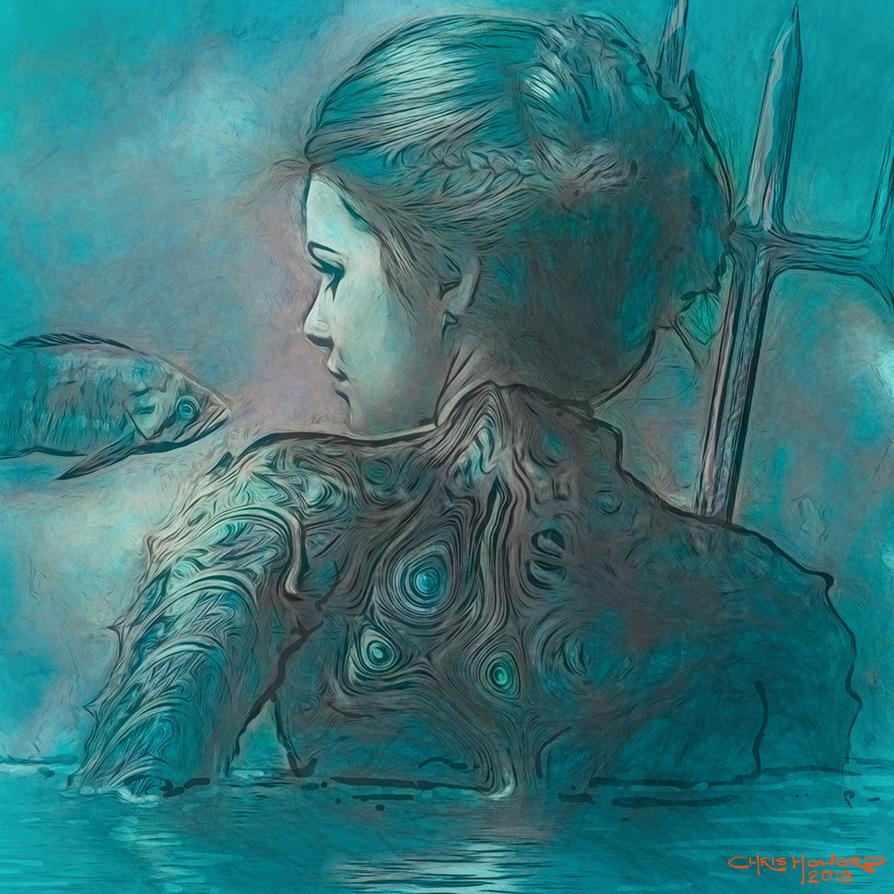 Seaborn Crown by the0phrastus