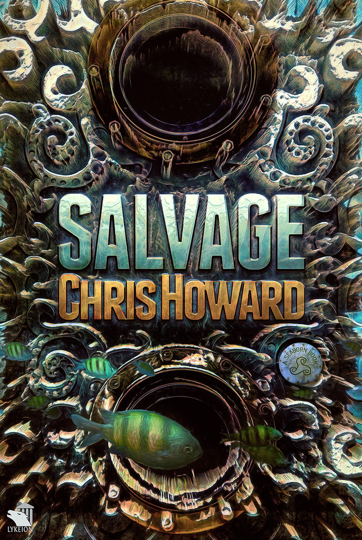 Salvage Cover ChrisHoward by the0phrastus