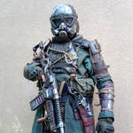 METRO EXODUS cosplay