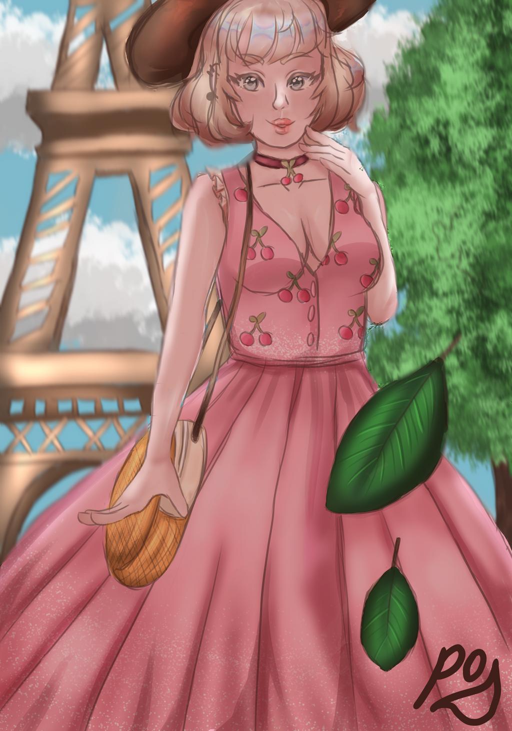 Marina in Paris