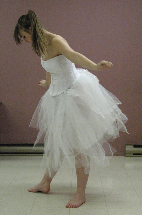 Ballerina 1 by magickstock
